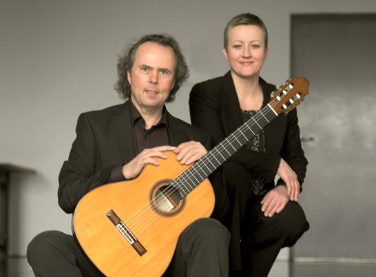 Cornelia Burgers & Thomas Geisselbrecht